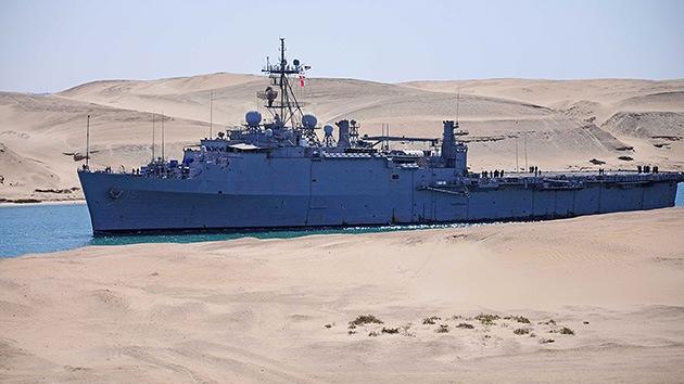 EE.UU. y otros 20 países realizarán ejercicios militares en las cercanías del Golfo Pérsico