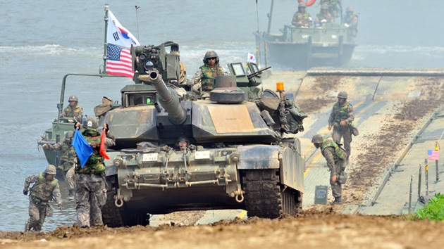 Fotos: Corea del Sur y EE.UU. lanzan un nuevo simulacro junto al Norte