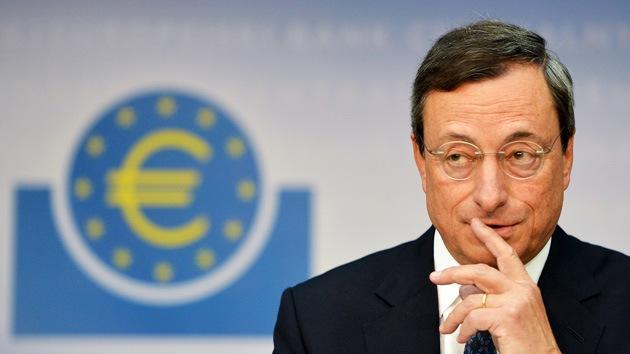 """El BCE ofrece a España un 'dictado' con condiciones """"estrictas y efectivas"""""""