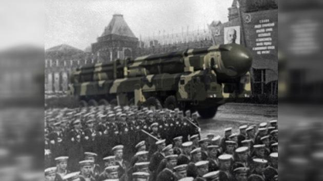 Para el 9 de mayo se prepara un desfile militar sin igual