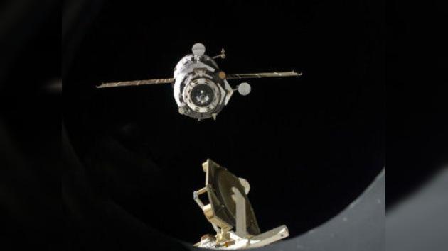 Nave de carga Progress M-09M se hunde en el océano Pacífico