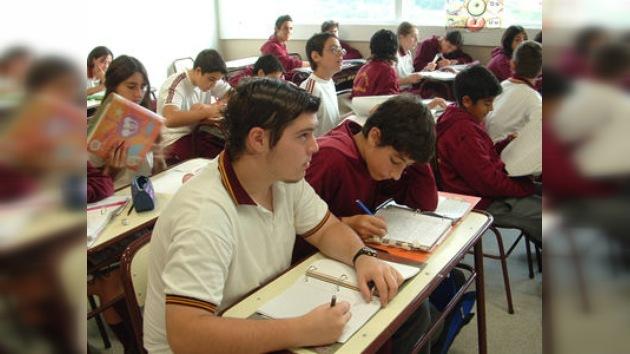 Los estudiantes argentinos son los más indisciplinados a nivel mundial