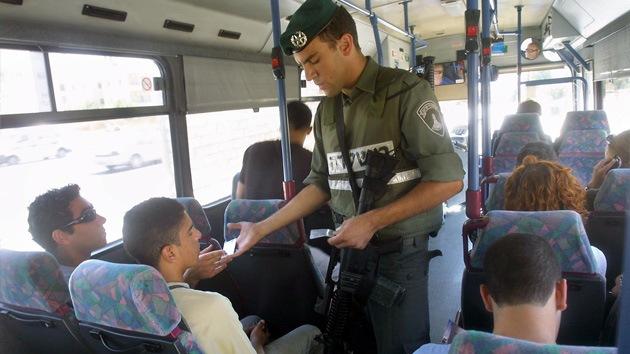 El transporte israelí, en camino de segregar a los pasajeros palestinos