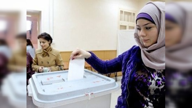 El pueblo sirio apoya el proyecto de la nueva Constitución del país