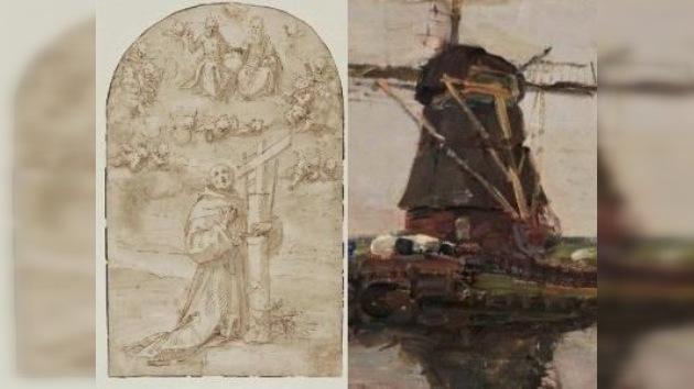 Un Picasso y otras dos obras maestras se 'evaporan' en siete minutos de un museo de Atenas
