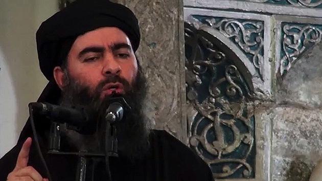 El líder del Estado Islámico podría estar herido