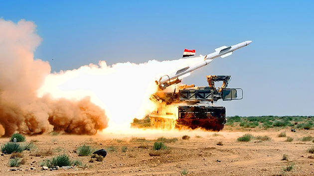 Israel y EE.UU. podrían estar planeando un ataque contra los arsenales de Siria