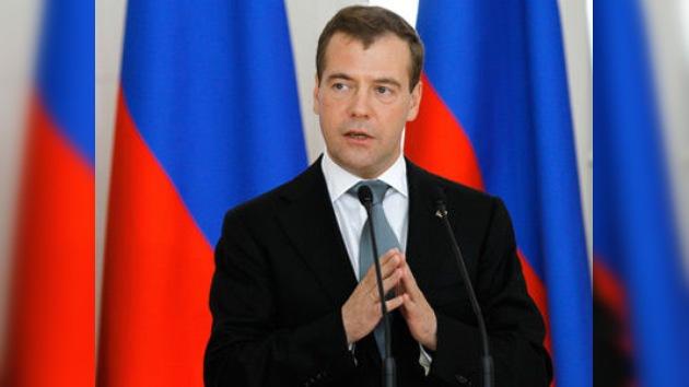 Medvédev responderá a preguntas de cerca de 900 periodistas de todo el mundo el 18 de mayo