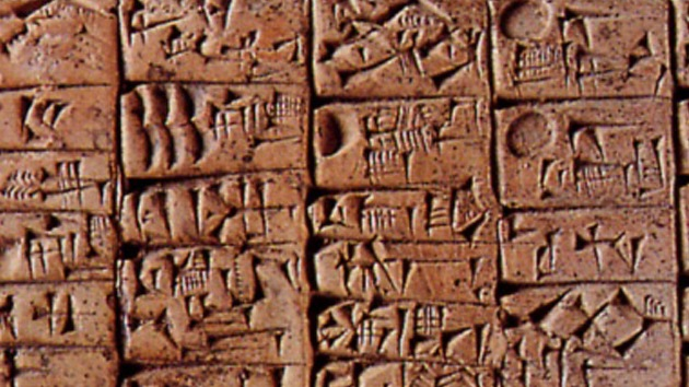 Textos en escritura cuneiforme, ahora al alcance de todos