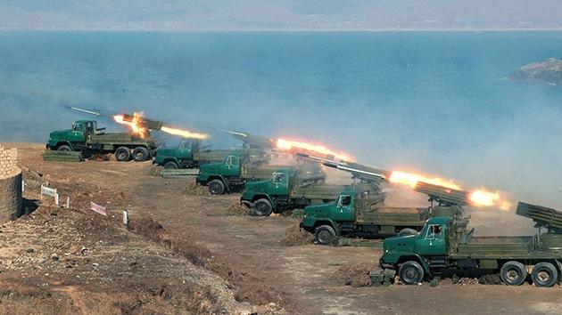 Corea del Norte asegura que está lista para un combate contra EE.UU.