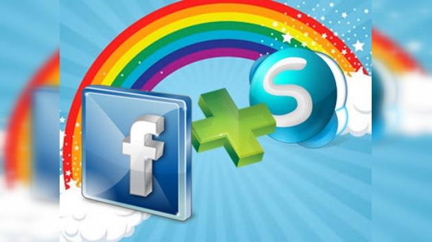 Facebook suma las videollamadas de Skype para luchar contra Google+