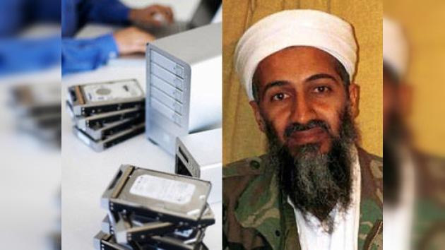 La inteligencia de EE. UU. analiza el material informático de Bin Laden