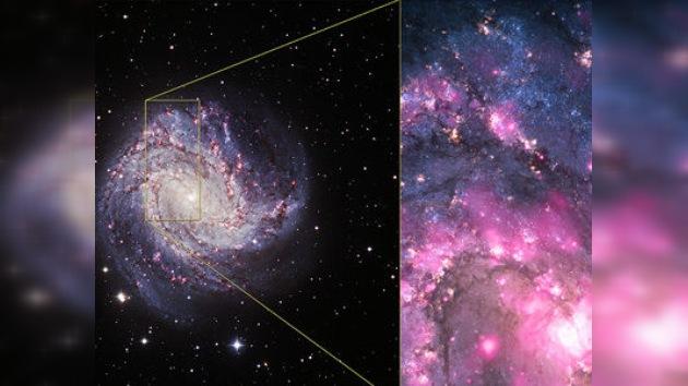 La NASA detecta una extraordinaria explosión en un agujero negro