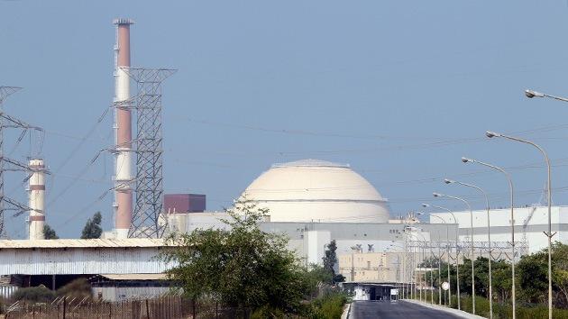 Rusia e Irán acuerdan construir dos nuevas centrales nucleares