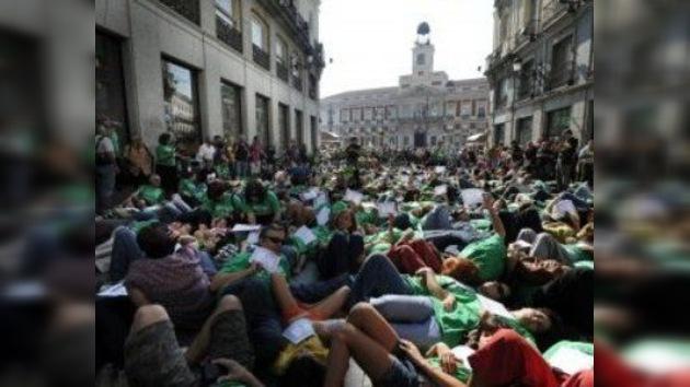 La Enseñanza pública 'murió' en el centro de Madrid