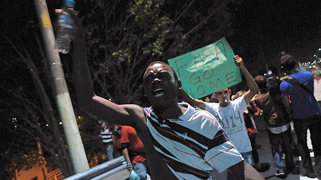 São Paulo, paralizado a 6 días del Mundial por una huelga de metro sin precedentes