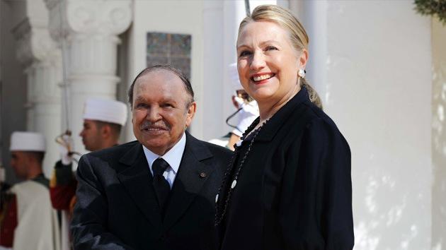 EE.UU. busca el apoyo de Argelia para una intervención en Malí