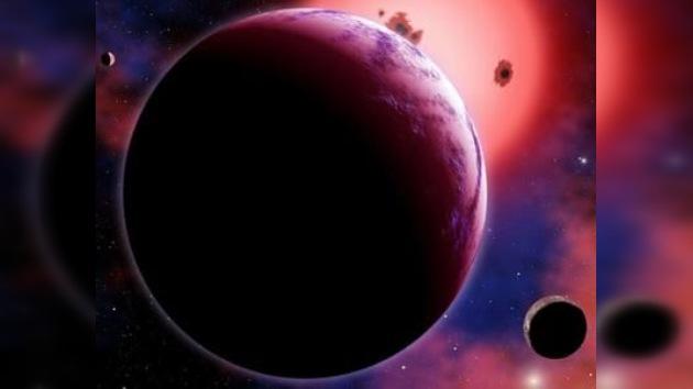 Los astrónomos descubren una nueva clase de planeta, el 'mundo acuático'
