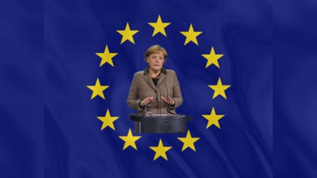 Merkel a favor de expulsar a los países inestables de la UE