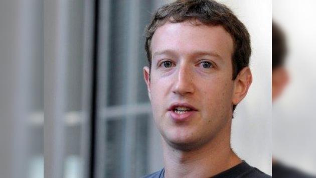 Mark Zuckerberg renuncia a recibir un salario