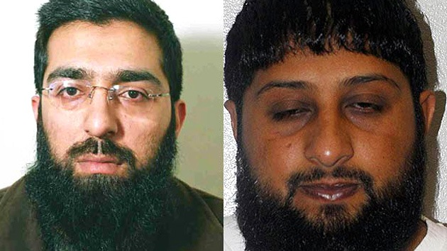 Dos terroristas de Al Qaeda demandan a Londres ante Estrasburgo por torturas
