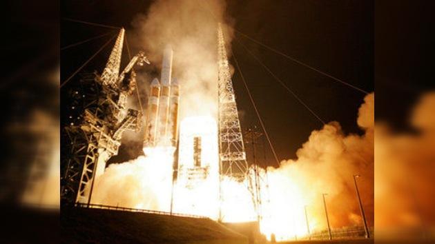 Estados Unidos lanza un satélite espía