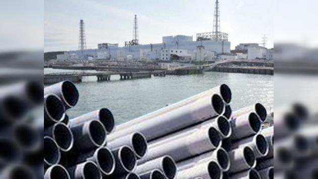 Construirán un muro subacuático alrededor de Fukushima-1