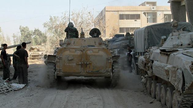 """Damasco señala el """"comienzo de una retirada histórica de EE.UU."""""""