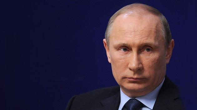 Putin sobre Ucrania: Las medidas de Rusia son adecuadas debido a que la vida de rusos está amenazada