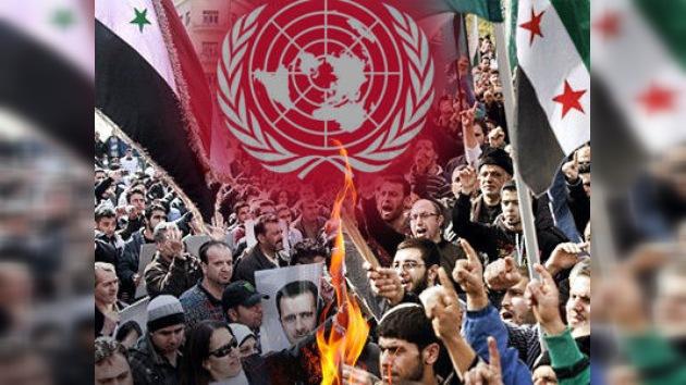 Siria busca salidas en el callejón
