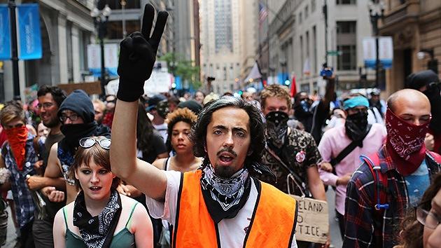 Ocupa Wall Street conmemorará su primer aniversario con protestas masivas en EE.UU.