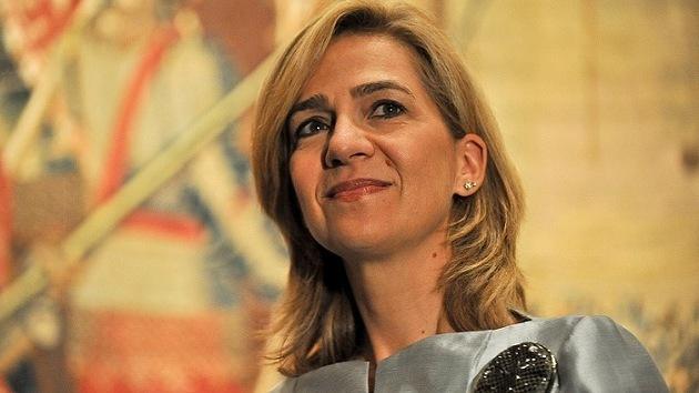 Hacienda acepta facturas falsas de la infanta Cristina que la eximen de delito fiscal