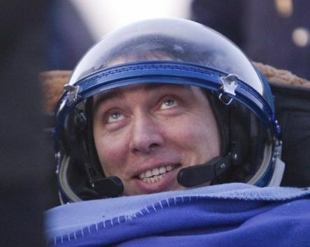 Los tripulantes de la estación espacial vuelven a casa