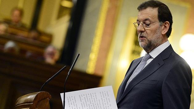 España: Rajoy anuncia un presupuesto que no se ahorra recortes
