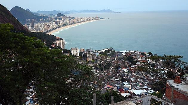 Los gigantes tecnológicos Google y Microsoft elaboran mapas de favelas brasileñas