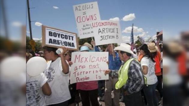México, pendiente de la apelación a la suspensión de la Ley de Arizona