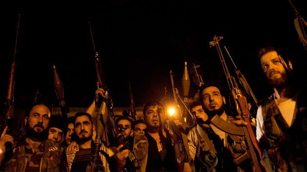 Los rebeldes sirios, asustados por el extremismo de sus aliados extranjeros