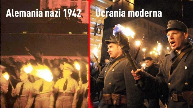 """""""Occidente está construyendo el Cuarto Reich en Ucrania"""""""