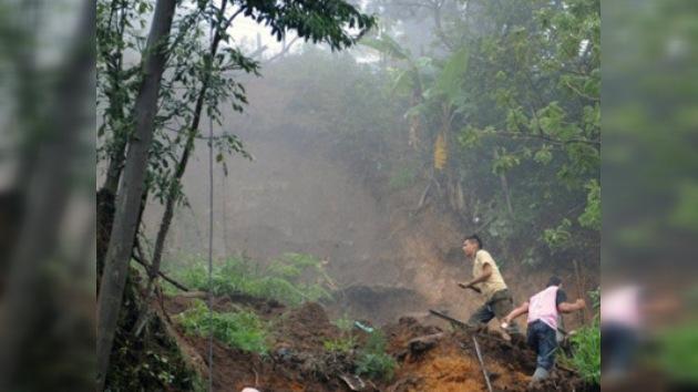 Las autoridades colombianas declaran una alerta por lluvias en algunas zonas del país