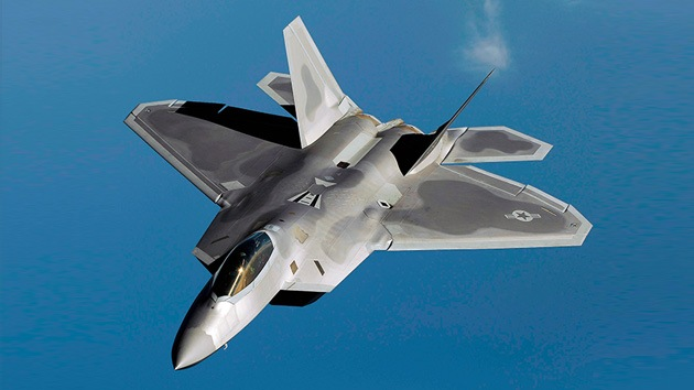Del F-22 se habla bien, o no se habla