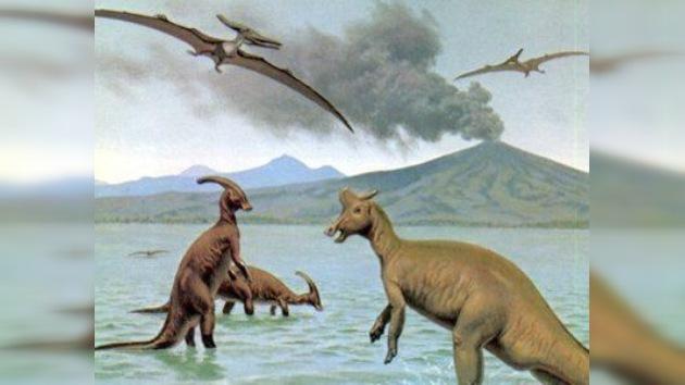 Los volcanes siberianos, posible causa de la extinción de los dinosaurios