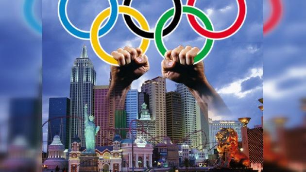Las Vegas se salta el protocolo y presenta por libre su candidatura a las Olimpiadas 2020