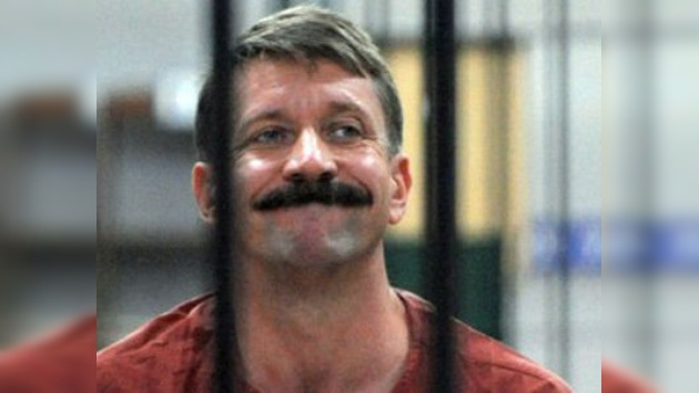 Víktor Bout es reconocido culpable de tráfico ilegal de armas