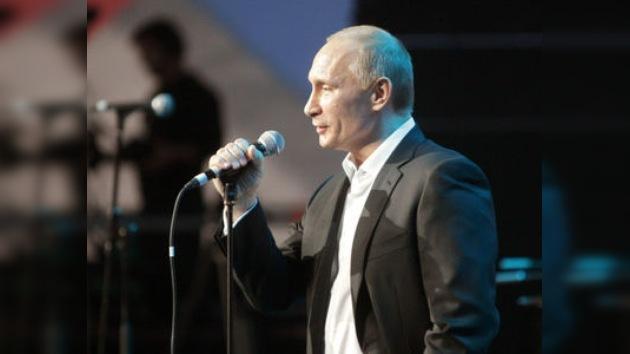 Del discurso a la canción: la voz de Putin triunfa en la radio rusa