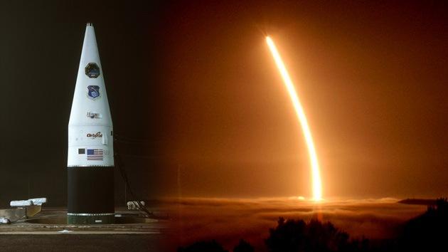 Misiles nucleares en manos inexpertas: EE.UU. aparta a 17 oficiales de una base