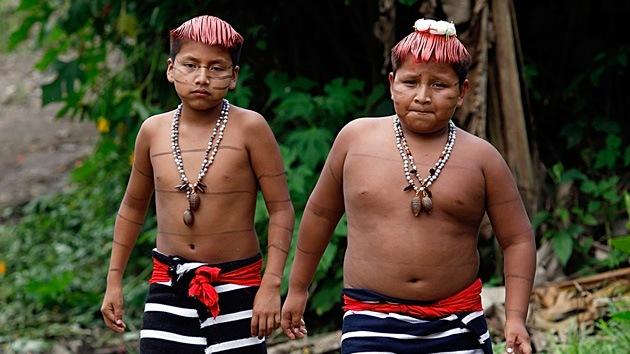 Petrolera de EE.UU. extrajo ilegalmente sangre de indígenas ecuatorianos