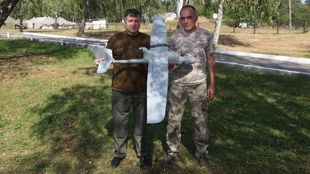 La Guardia Nacional de Ucrania tendrá drones de vigilancia