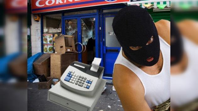 Agarra el dinero y corre: la historia del ladrón que no soportó la ´gravedad´ del delito