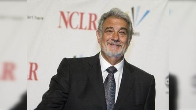 Plácido Domingo y Kenny Burell serán galardonados con GRAMMY