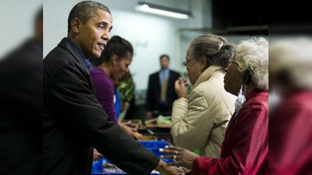 La familia latina, rota por las deportaciones, se rebela contra el 'padre' Obama